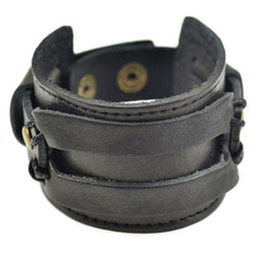 Handmade Genuine Leather Fashion  Bracelets & bangle - BoardwalkBuy - 6