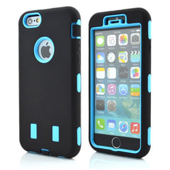 Shockproof Hybrid Hard Case for iPhone 6 Plus - BoardwalkBuy - 4