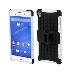 Spide Hybrid Armor Case for Sony Xperia Z3 - BoardwalkBuy - 4