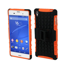 Spide Hybrid Armor Case for Sony Xperia Z3 - BoardwalkBuy - 6