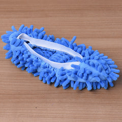 Microfiber Cleaning Mop Slippers - Assorted Colors