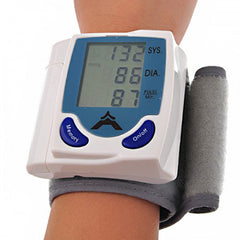 Wrist Blood Pressure Monitor - BoardwalkBuy - 1