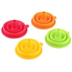 Silicone Mini Retractable Funnel - BoardwalkBuy - 1