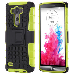 Hybrid Stand Armor Case for LG G3 - BoardwalkBuy - 4