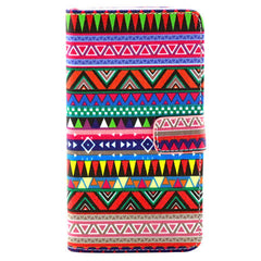 Tribe Pattern Leather Case for Samsung Note 4 - BoardwalkBuy - 4