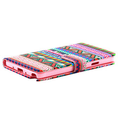 Tribe Pattern Leather Case for Samsung Note 4 - BoardwalkBuy - 3