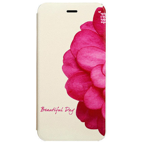 Stand Leather Flower Case for iPhone 6 - BoardwalkBuy