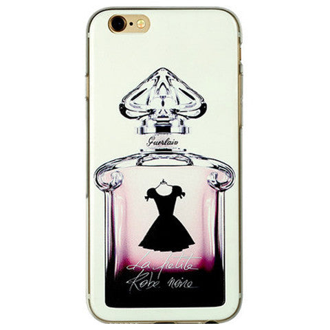 Perfume Bottle Design TPU Case for iPhone 6 - BoardwalkBuy