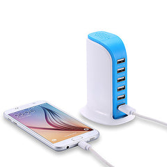 30-Watt 6-Port USB Charging Station - BoardwalkBuy - 3
