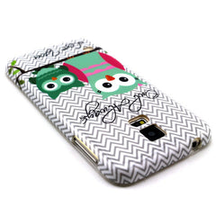 Samsung Galaxy S5 2 Owls case - BoardwalkBuy - 3