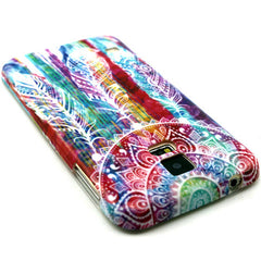 Samsung Galaxy S5 Watercolor Campanula case - BoardwalkBuy - 3