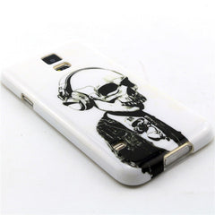 Samsung Galaxy S5 Headphones Skull case - BoardwalkBuy - 2