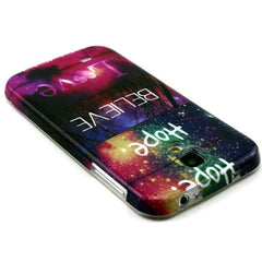 Samsung Galaxy S4 Believe Love case - BoardwalkBuy - 2