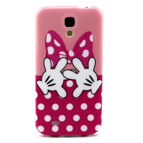 Samsung Galaxy S4 Butterfly finger case