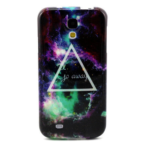 Samsung Galaxy S4 Triangle Star case - BoardwalkBuy - 1