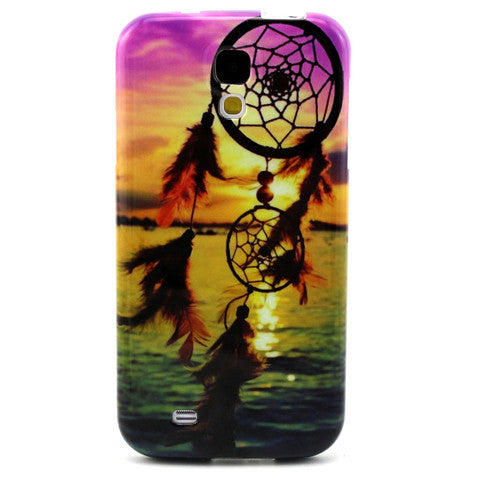 Samsung Galaxy S4 Sunset Campanula Case