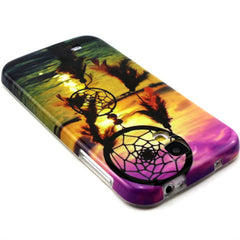 Samsung Galaxy S4 Sunset Campanula case - BoardwalkBuy - 3