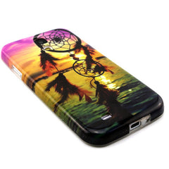 Samsung Galaxy S4 Sunset Campanula case - BoardwalkBuy - 2