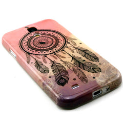 Samsung Galaxy S4 Pink Campanula case - BoardwalkBuy - 2