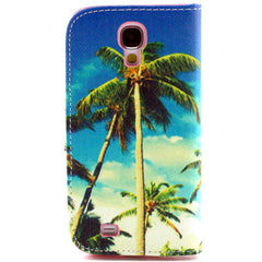 Coco Palm Leather Case for Samsung S4 - BoardwalkBuy - 2
