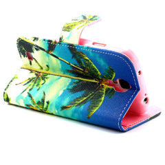 Coco Palm Leather Case for Samsung S4 - BoardwalkBuy - 3