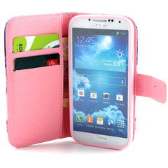 Magnetic Leather Case for Samsung S4 - BoardwalkBuy - 3