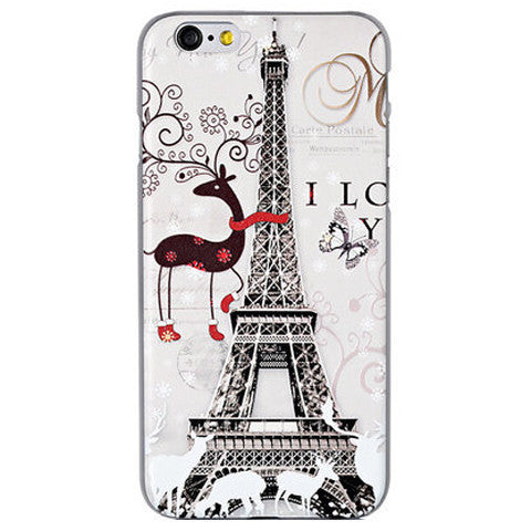 Paris Tower Hard Case for iPhone 6 - BoardwalkBuy