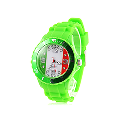 Watch with Silicone Strap - Multiple Countries - BoardwalkBuy - 6