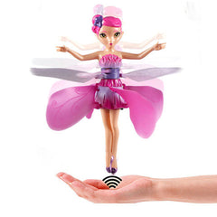 Infrared Induction Control Flying Fairy Dolls - BoardwalkBuy - 5