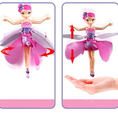 Infrared Induction Control Flying Fairy Dolls - BoardwalkBuy - 6