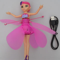 Infrared Induction Control Flying Fairy Dolls - BoardwalkBuy - 2