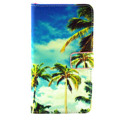 Coco Palm Leather Case for Samsung Note 4 - BoardwalkBuy - 4