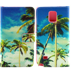 Coco Palm Leather Case for Samsung Note 4 - BoardwalkBuy - 5
