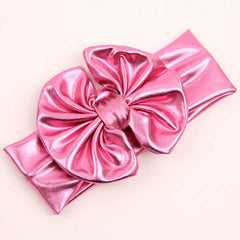 Kids Big Bowknot Stretch Headband - BoardwalkBuy - 10