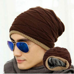 Knit Hip-Hop Casual Hat - BoardwalkBuy - 3