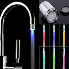 7 Color LED Water Faucet - BoardwalkBuy - 2