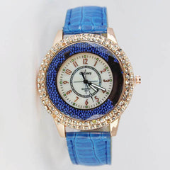 Ladies Crystal Diamond Rhinestone Watch - BoardwalkBuy - 9