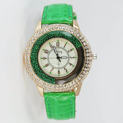 Ladies Crystal Diamond Rhinestone Watch - BoardwalkBuy - 11