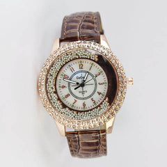 Ladies Crystal Diamond Rhinestone Watch - BoardwalkBuy - 7