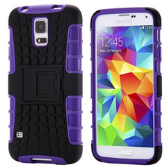 Hybrid Armor Case for Samsung S5 I9600 - BoardwalkBuy - 1
