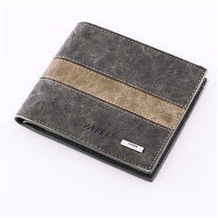 Leather Cards Holder Men Wallet - BoardwalkBuy - 3