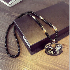 Long Paragraph Retro Sweater Chain - BoardwalkBuy - 5