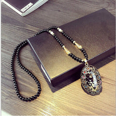 Long Paragraph Retro Sweater Chain - BoardwalkBuy - 7