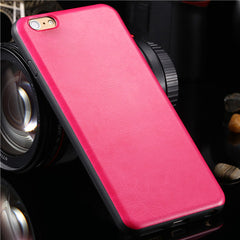 Luxury Leather Case for iPhone 6 Plus - BoardwalkBuy - 2