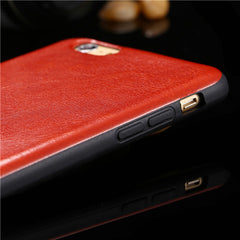 Luxury Leather Case for iPhone 6 Plus - BoardwalkBuy - 5