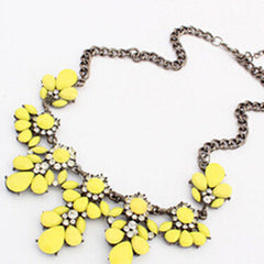 Vintage Jewelry Statement Chokers Necklace - BoardwalkBuy - 2