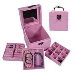 Makeup and Jewelry Box - BoardwalkBuy - 1