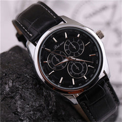 Man Non-mechanical quartz calendar Watches - BoardwalkBuy - 2