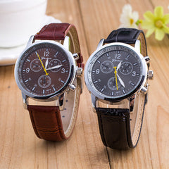 Man Quartz Casual Wrist Military Watches - BoardwalkBuy - 7