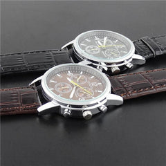 Man Quartz Casual Wrist Military Watches - BoardwalkBuy - 8